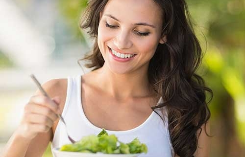 Healthy Diets equals healthy hair
