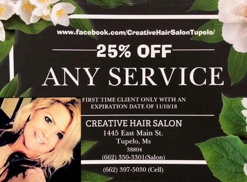 hair salon tupelo oxford starkville mississippi